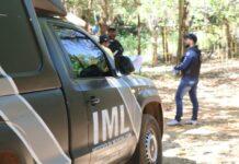 viatura do Instituto Médico Legal (IML) do Piauí