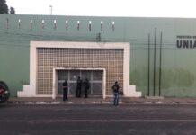 Polícia Federal investiga desvio de recursos para combate à pandemia em União, no Piauí — Foto: Polícia Federal
