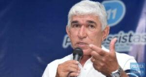 Luiz Menezes mantém ampla vantagem sobre Jove e tem menos da metade da rejeição da adversária (foto: Facebook)